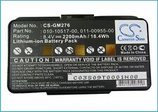 010-10517-00 Gps Battery For Garmin Gpsmap 276, Gpsmap 276c,Gpsmap 296