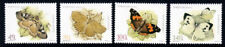 Madeira 1997, Insects, Butterflies, set of 4. Portugal