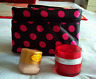 LADIES COSMETIC BAG MAKE UP CASE TRAVEL TOILETRY WASH ORGANISER LARGE