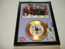LITTLE MIX   SIGNED   GOLD DISC 11