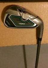TaylorMade RocketBallz 6 Iron 65g Stiff Flex Graphite Golf Club +1""