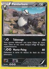 Pandarbare - XY3:Poings Furieux - 68/111 - Carte Pokemon Neuve Française