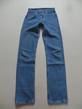 "Levi's® 501 Jeans Hose, W 28 /L 36, Extra Lang ! Vintage Denim ""Made in USA"" !"