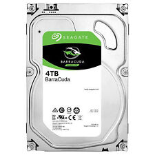 "Seagate BarraCuda 4 TB Internal 3.5"" (ST4000DM004) HDD"