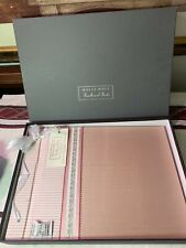 Molly West HandBound Blank Book Made From Scratch Baby Pink Color