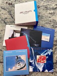 Dire Straits 6 CD Set The Studio Albums 1978-1991 Like New