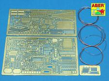 ABER 35100 - 1/35 PHOTOETCHED FOTOINCISIONI MARDER III (Sd.Kfz.139) VOL.1 BASIC