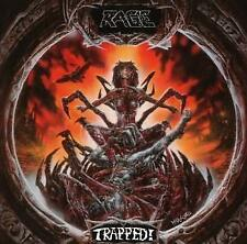 Rage-trapped, CD, Hairlines