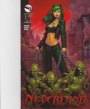 Neverland Age of Darkness #3 Cover A Zenescope Comic Desjardins