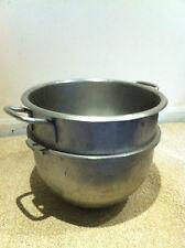 hobart 30qt s/s Bakery mixer bowl spares