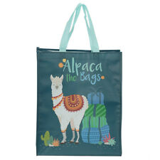 Alpaca the Bags Reusable Shopping Bag