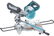 "Makita LXSL01Z 18V LXT® Li‑Ion Cordless 7‑1/2"" Dual Slide Compound Miter Saw"