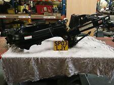 SUZUKI GSXR1000 K3 K4 GSXR 1000 CHASSIS FRAME SWINGARM SHOCK 2003