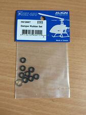 ALIGN Damper Rubber Set Dämpfergummi Set T-REX 450 SE V2 HS1266 HS1266T