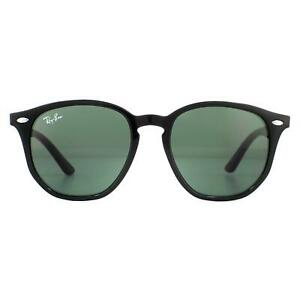 Ray-Ban Junior Sunglasses RJ9070S 100/71 Black Dark Green