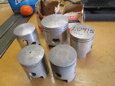 NOS Yamaha OEM Parts Lot #5 Pistons