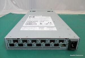 HP 372614-001 StorageWorks 352 Fibre Channel Switch 372282-001