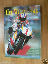 HET WEGRACEBOEK 1996-1997 ,MOTO GP,COVER DOOHAN HONDA HRC SBK,AJS HISTORY
