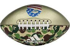 Bape X Adidas Rifle Football Camo Green In Hands Ready To Ship