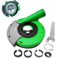 Cuffia Aspirazione Smerigliatrici per Smerigliatrice Angolare 115/125mm,Verde