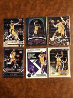 Lebron James 2020 NBA Panini Chronicles Lot SP Lakers Invest 🔥📈