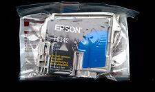 Epson T0342 Genuine Cyan Ink Cartridge 2100