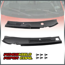 Windshield Wiper Cowl Vent Grille Panel Hood for 99-04 Ford Mustang