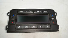 OEM 2004 Cadillac CTS SRX STS Climate Control Heat Air A/C Switches Fan Vent