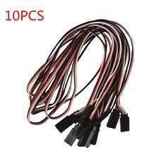 JR RC Motor Plane Connector 50cm Servo Extension Lead Wire Cable For Futaba