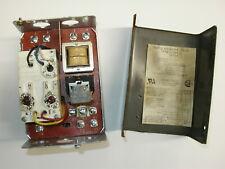 Honeywell L8124a Triple Aquastat High Low Limit Oil Burner Relay Control Red
