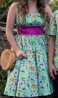 2019 Disney D23 Expo WDI MOG Tahitian Terrace Tiki Dress XS S M L XL 1X 2X 3X