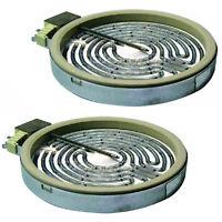 LAMONA LAM1702 Genuine Oven Cooker Ceramic Hotplate Element 180mm 1700W Watts x2