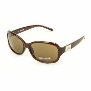 Harley-Davidson Women's Sunglasses, HDS5021 BRN-1 58mm