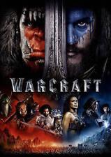 Warcraft (DVD, 2016)