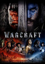 Warcraft (DVD, 2016) Travis Fimmel, Ben Foster, Dominic Cooper
