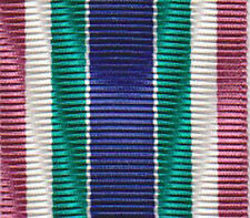 75B Nastrino per la Croce della Terza Armata 1915/1918 mod. rosato