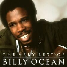 BILLY OCEAN - THE VERY BEST OF BILLY OCEAN   CD NEU