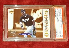 MICHAEL JORDAN 1995 UD MINOR LEAGUE ONE OF ONE #2 M.J. FIELDING PSA 10 ☆ HOT
