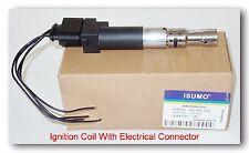 Ignition Coil W / Connector Fits:A3 Q7 TT CAYENNE EOS GOLF PASSAT R32 TOUAREG