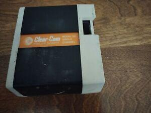 Clear Com  Model RS501- Single Channel Intercom Belt pack  Free Shipping