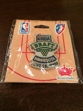 2000 NBA DRAFT LOGO PIN