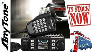 AT-779UV Dual Band UHF/VHF Mobile Car Amateur Ham Radio Multi Functional Mic