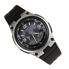 Casio Analógico Digital Reloj Unisex AW-80-1A2VES Telememo Illuminator