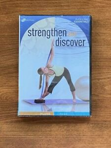 Pilates & Yoga Essentials: Strengthen and Discover, iFit Solution,  DVD