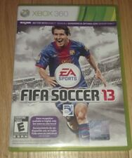FIFA SOCCER 13 - XBOX 360 - MISSING MANUAL - FREE S/H - (I)