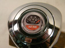 HOT ROD TACH STEERING WHEEL KNOB   ONLY FITS NEW VEHICLES ROUND PADDED WHEELS