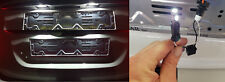 Fiat 500x Lights License Plate Multiled T10 W5W With Snuffer Light No Error By