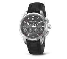 Orologio Eberhard Chrono 4 130 Anniversario Automatico Acciaio Limited 31130.02