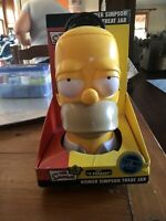 The Simpsons Talking Homer Simpson Treat Jar