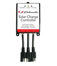 Schumacher Electric Solar Panel Charge Controller 12 Volt Battery Protector New